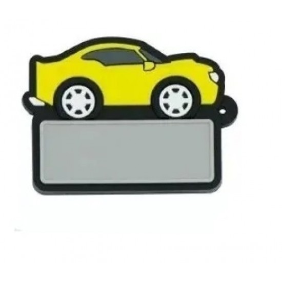 500 Chaveiros Carro Esportivo Personalizado Brindes P048