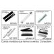 10 Canetas Metálica Metal Gravação Laser Personalizada L8052