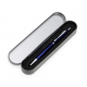50 Embalagem Estojo Metal P/caneta Personalizado L3260