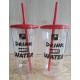 30 Copos Twister Com Tampa Personalizado Brinde 550 Ml R1305